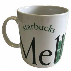 Starbucks Melbourne City Mug Collector Series